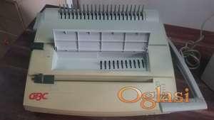 Mašina za korišenje plastičnom spiralom GBC Docubind P200