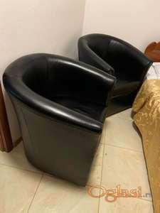 Eco Koza Couch + Eco Koza Fotelje