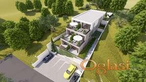 Novi stanovi u izgradnji na Lustici