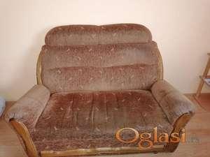 Trosed, dvosed i fotelja