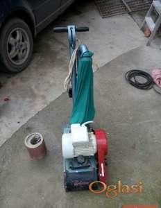 mašina za hoblovanje parketa