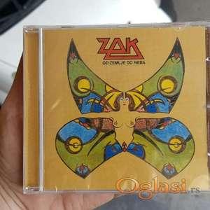CD  ZAk- OD ZEMLJE DO NEBA