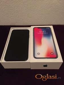 Iphone X Black