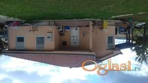 Prodaja- montažna kuća u Petrovaradinu