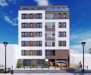 VRAČAR - Južni bulevar, 71m2, II, cg, lux, u izgradnji ID#71488