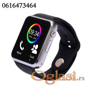 Smart Watch A1 - Pametni Sat -Mobilni Telefon- Pogodnoi za Decu!