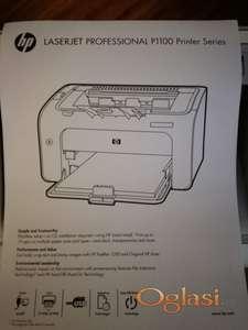 HP laserJet P1102  USB