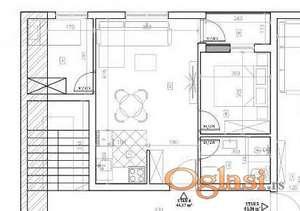 LIPOV GAJ, 45 m2, 55650 EUR