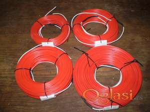 Grejaci-kablovi za grejanje rasada i plastenika