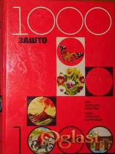 1000 ZAŠTO - 1000 ZATO