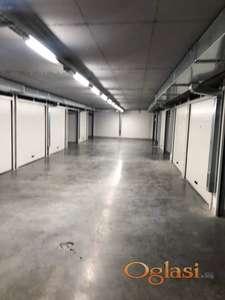 Garaza u novoj zgradi Laze Kostica 10