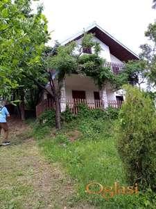 Vikendica sa dva apartmana i panoraamskim pogledom, banja Vrdnik ID#1099