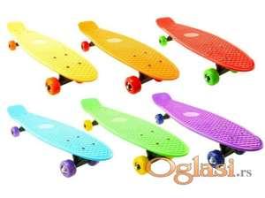 Skejtbord skateboard od ABS