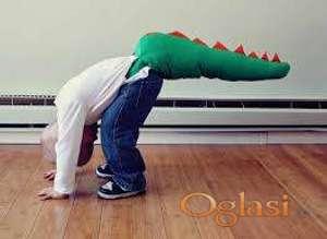 Dinosaurusov rep za male dinosauruse