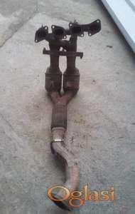 Izduvna grana,katalizator i pletenica za Alfu 147-1.6TS