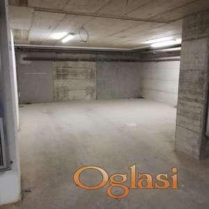 Izdajem podzemnu garazu.