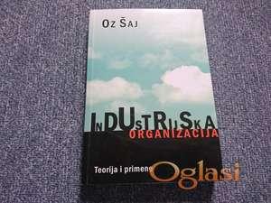 Industrijska organizacija - Oz Šaj
