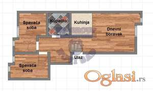 Dvoiposoban stan na Grbavici, Izgradnja!!