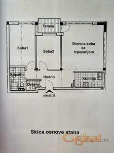 Stan u Velikom Gradištu-CENTAR