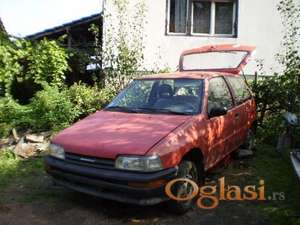 Zaječar Daihatsu Charade 1000 1990