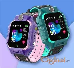 Deciji Smart Sat pametni sat telefon Q12 Zeleni