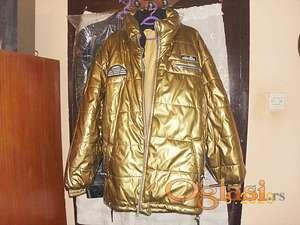 Jako topla, kvalitetna nepromočiva ski jakna