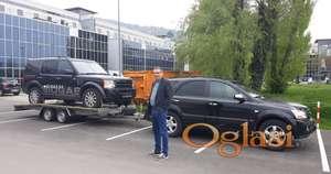 Spedicija Carinjenje u 1 danu  Uvoz Automobila Dogovor Transport Vozila slep