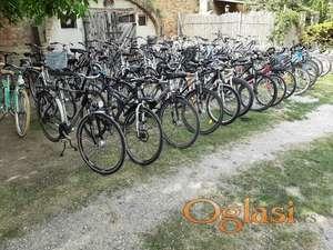 Polovni biciklovi iz uvoza