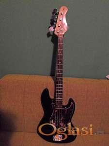 bass gitara Jay Turser