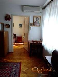 Odličan dvosoban stan na Crvenom Krstu VPR/IV - 55kvm - CG - staro vlasništvo