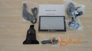 "Vrhunski GPS Blueberry 5"" 800mhz sa dva jezgra EXTRA BRZ !"