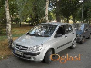 Beograd Hyundai Getz 2006