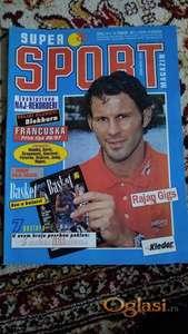 "Sportski casopis ""SUPER SPORT MAGAZIN"" 16 broja"