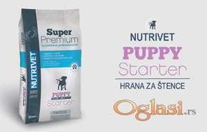NUTRIVET Super Premium hrana za pse - PUPPY STARTER