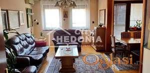 Raskošan četvorosoban stan u Sarajevskoj ID#7393