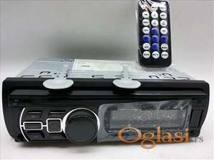 Auto radio MP3,USB,Bluetooth, pločica se skida