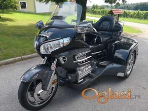 HONDA GOLDWING 1800 TRIKE