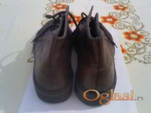 Duboke kožne cipele