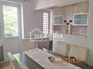 Moderan, namešten dvosoban stan u Džona Kenedija ID#7111