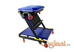 Mehaničarska ležaljka stolica 2 u 1