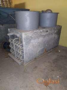 Razmenjivač toplote , većeg kapaciteta