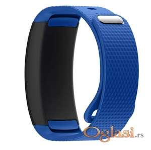 Plava narukvica Samsung gear fit 2 pro