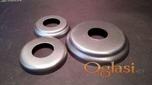 """Rozetne za cev fi 26,9 mm ( 3/4"""" ) metalne, inox i aluminijumske"""