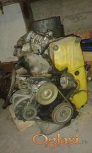 Motor sa menjačem Z 101