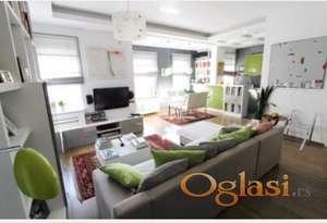 Izdavanje stanova Beograd- Lux stan sa garažom na Vračaru