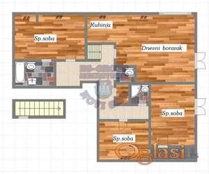 Četvorosoban stan na Limanu, 1!!!