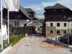 Zlatiborski konaci Novi moderno  namešteni Apartmani LUX