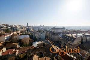 Moderan Penthouse 2 stan na dan ili duži period u centru Beograda