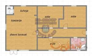 Odličan porodičan stan u izgradnji, cena sa PDV-om...