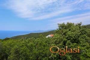 Prodajem vikendicu sa najlepsim pogledom na Jadran